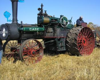 Transport uses of steam engines
