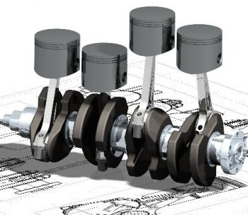 Crankshaft definition
