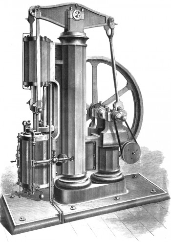 George Brayton's engine